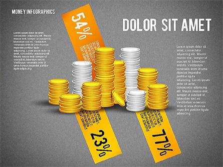 Money Infographics, Slide 12, 02616, Infographics — PoweredTemplate.com