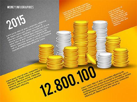 Money Infographics, Slide 13, 02616, Infographics — PoweredTemplate.com