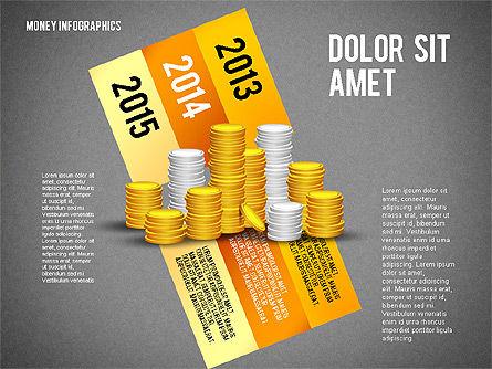 Money Infographics, Slide 14, 02616, Infographics — PoweredTemplate.com