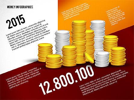 Money Infographics, Slide 5, 02616, Infographics — PoweredTemplate.com