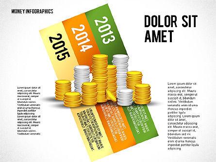 Money Infographics, Slide 6, 02616, Infographics — PoweredTemplate.com