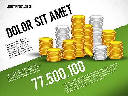 Money Infographics, Slide 7, 02616, Infographics — PoweredTemplate.com