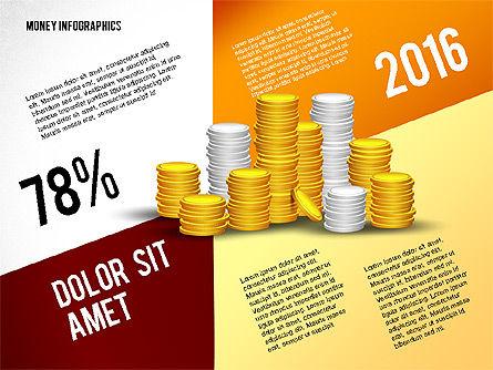 Money Infographics, Slide 8, 02616, Infographics — PoweredTemplate.com