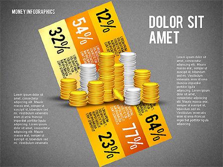Money Infographics, Slide 9, 02616, Infographics — PoweredTemplate.com