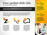 Presentation Templates: Presentation Template with Shapes #02618