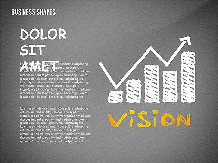 Marketing Steps Strategy Presentation Template, Slide 13, 02625, Presentation Templates — PoweredTemplate.com