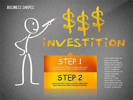 Marketing Steps Strategy Presentation Template, Slide 16, 02625, Presentation Templates — PoweredTemplate.com