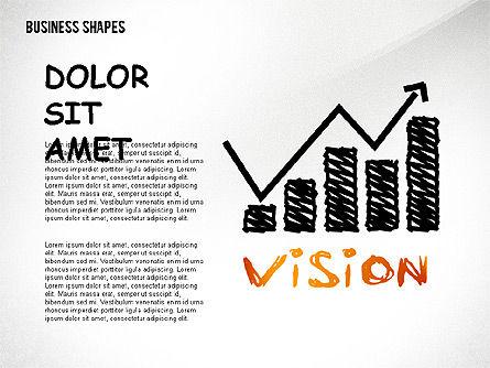 Marketing Steps Strategy Presentation Template, Slide 5, 02625, Presentation Templates — PoweredTemplate.com