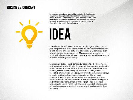 Key to Success Presentation Concept, Slide 5, 02636, Shapes — PoweredTemplate.com