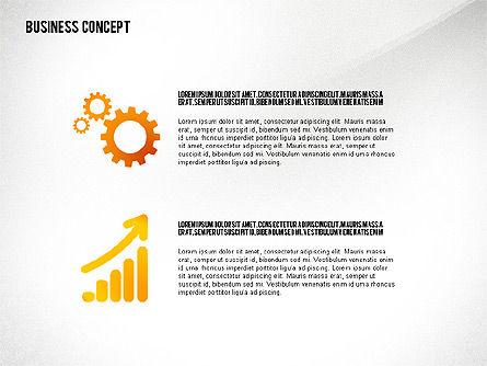Key to Success Presentation Concept, Slide 7, 02636, Shapes — PoweredTemplate.com