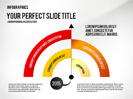 Infographics Presentation Charts, Slide 3, 02638, Infographics — PoweredTemplate.com