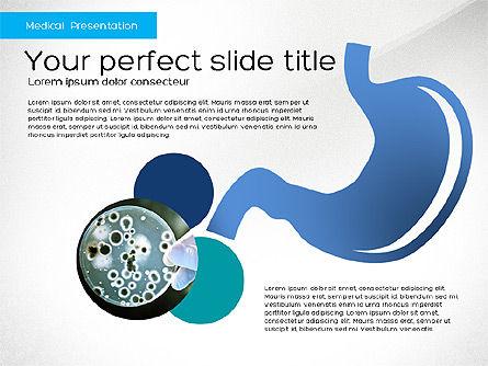 Medical Presentation Template Slide 2