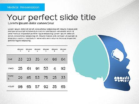 Medical Presentation Template Slide 3