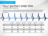 Medical Diagrams and Charts: Medical Presentation Template #02639