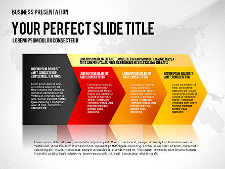 Professional Presentation Template, Slide 4, 02644, Presentation Templates — PoweredTemplate.com
