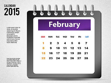 2015 Calendar Slide 2