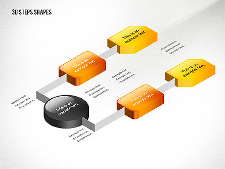 Organizational Charts: 3D Org Charts #02650