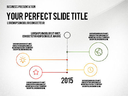 Presentation Created in Elegant Style, Slide 4, 02651, Presentation Templates — PoweredTemplate.com