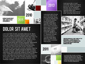 Education Modern Presentation Template#12