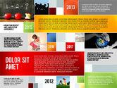 Education Modern Presentation Template#2