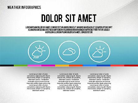 Weather Infographics, Slide 3, 02662, Infographics — PoweredTemplate.com