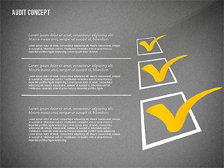 Audit Presentation Concept, Slide 11, 02665, Presentation Templates — PoweredTemplate.com