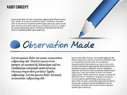 Audit Presentation Concept, Slide 5, 02665, Presentation Templates — PoweredTemplate.com