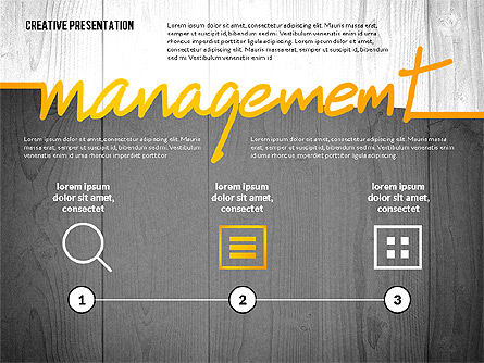 Creative Presentation Template For Powerpoint