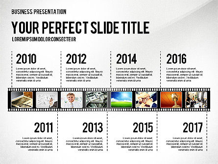 Successful Project Presentation Template For Powerpoint