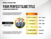 Presentation Templates: 成功的项目演示模板 #02673