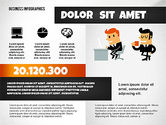Presentation Templates: Presentation with Funny Characters #02674