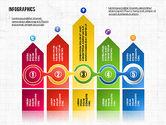 Infographics: インフォグラフィックスツールボックスを処理する #02682