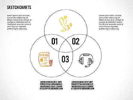 Presentation with Venn Diagram, Slide 2, 02683, Business Models — PoweredTemplate.com