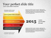 Presentation Templates: Presentation Concept with Plain Shapes #02692