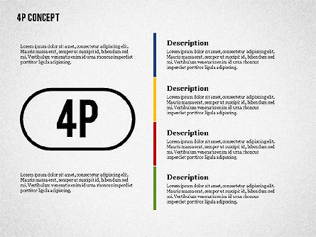 The 4Ps of Marketing Presentation Concept, Slide 7, 02693, Business Models — PoweredTemplate.com