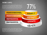 Values Profit Chain Presentation Concept#15