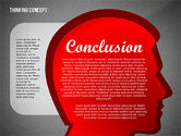 Thinking Concept Presentation Template#13