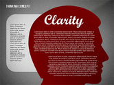 Thinking Concept Presentation Template#14