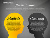 Thinking Concept Presentation Template#16