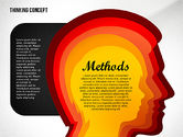 Thinking Concept Presentation Template#2