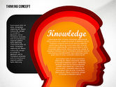 Thinking Concept Presentation Template#3