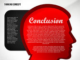 Thinking Concept Presentation Template#5