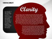Thinking Concept Presentation Template#6