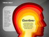 Thinking Concept Presentation Template#9