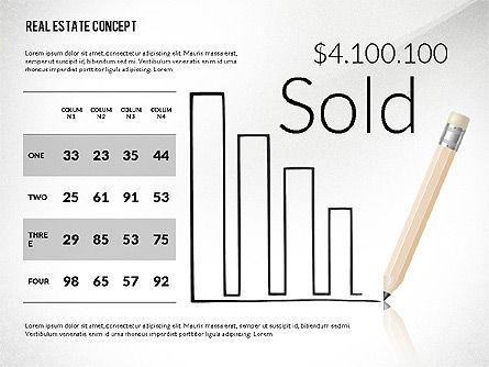 Real Estate Presentation Template, Slide 2, 02707, Presentation Templates — PoweredTemplate.com