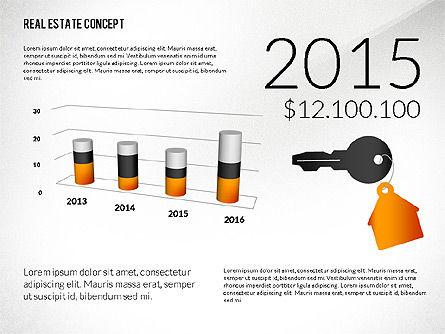 Real Estate Presentation Template, Slide 4, 02707, Presentation Templates — PoweredTemplate.com