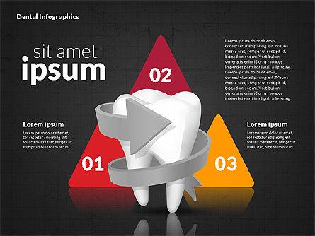 Dental Infographics, Slide 13, 02727, Medical Diagrams and Charts — PoweredTemplate.com