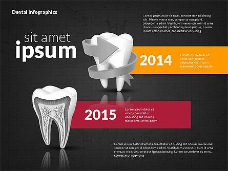 Dental Infographics, Slide 15, 02727, Medical Diagrams and Charts — PoweredTemplate.com