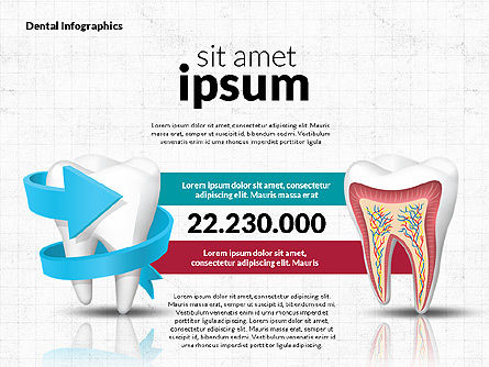 Dental Infographics Slide 2