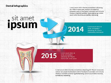 Dental Infographics, Slide 7, 02727, Medical Diagrams and Charts — PoweredTemplate.com